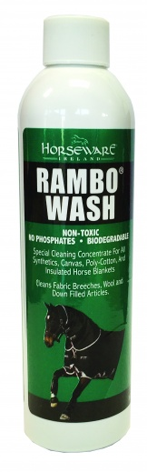 rambo blanket wash