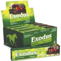 exodus horse dewormer