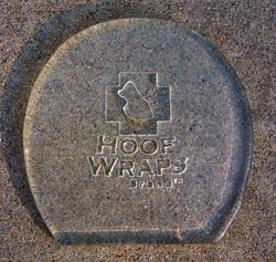 Hoof Wraps Gel Pad