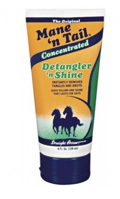 Mane N Tail Concentrated Detangler and Shine