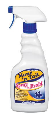 Spray 'n Braid
