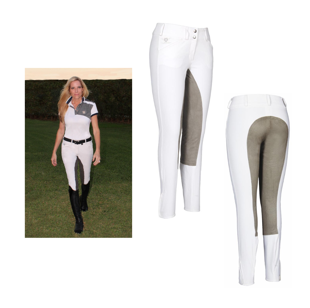Tuff Rider Ladies Piaffe Full Seat Breech