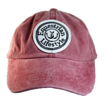 Equestrian Lifestyle Pony Tail Ball Hat