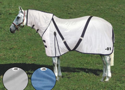 Century Mesh Fly Sheet with Fixed Neck