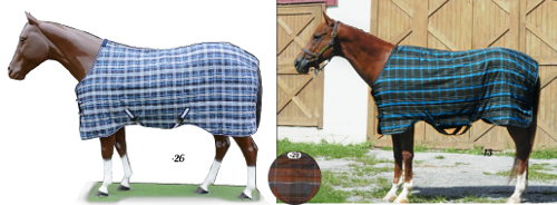 Century Supreme Stable Blanket