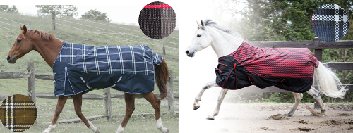 Century Tiger 600D Winter Turnout Blanket
