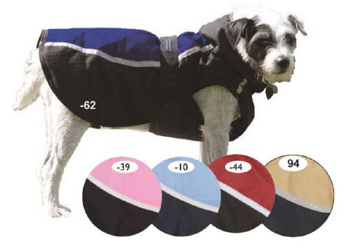 century tiger delux dog coat 200g