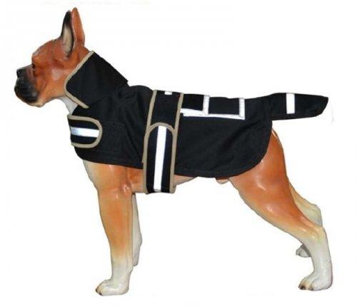 century tiger softshell dog coat