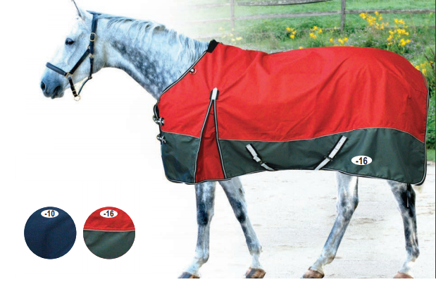 Century Ultra 1200D Summer Turnout Solid Colors