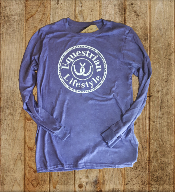 Equestrian Lifestyle Long Sleeve T Shirt