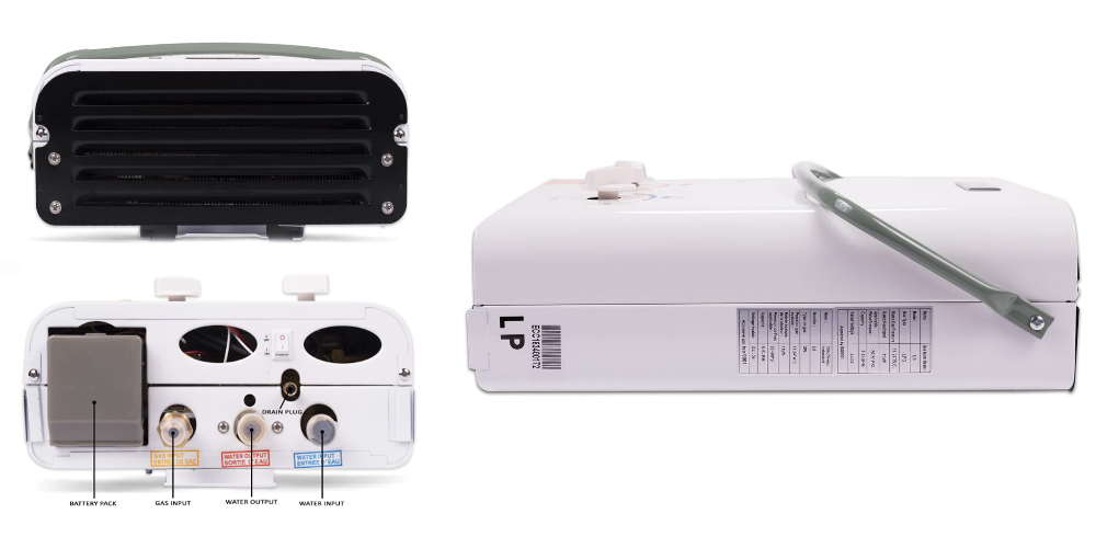 Eccotemp L5 TANKLESS WATER HEATERS