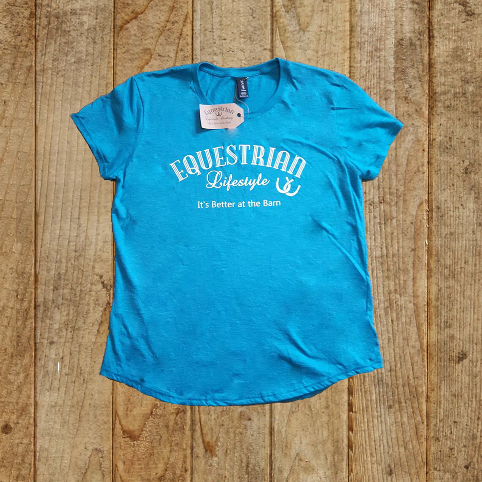 Equestrian Lifestyle T Shirt