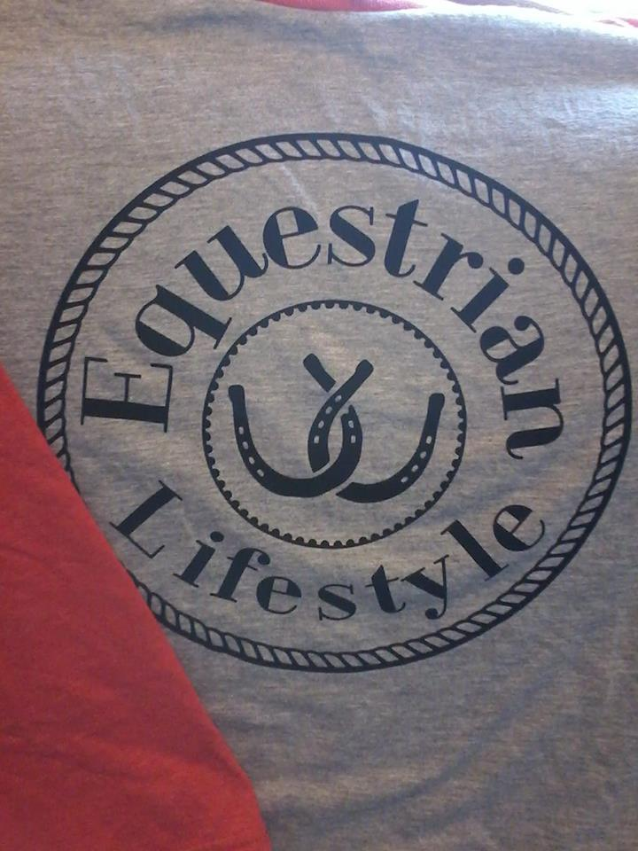 Equestrian Lifestyle 3/4 Sleeve