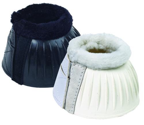 heavy duty fleece bell boot