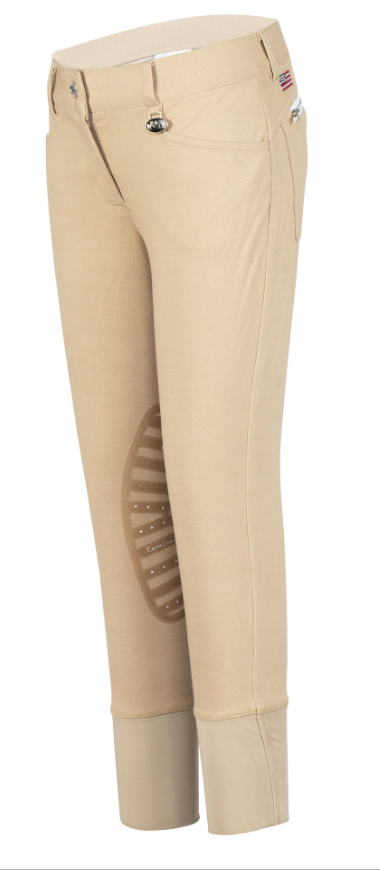 Equine Couture Children's All Star Knee Patch Breech