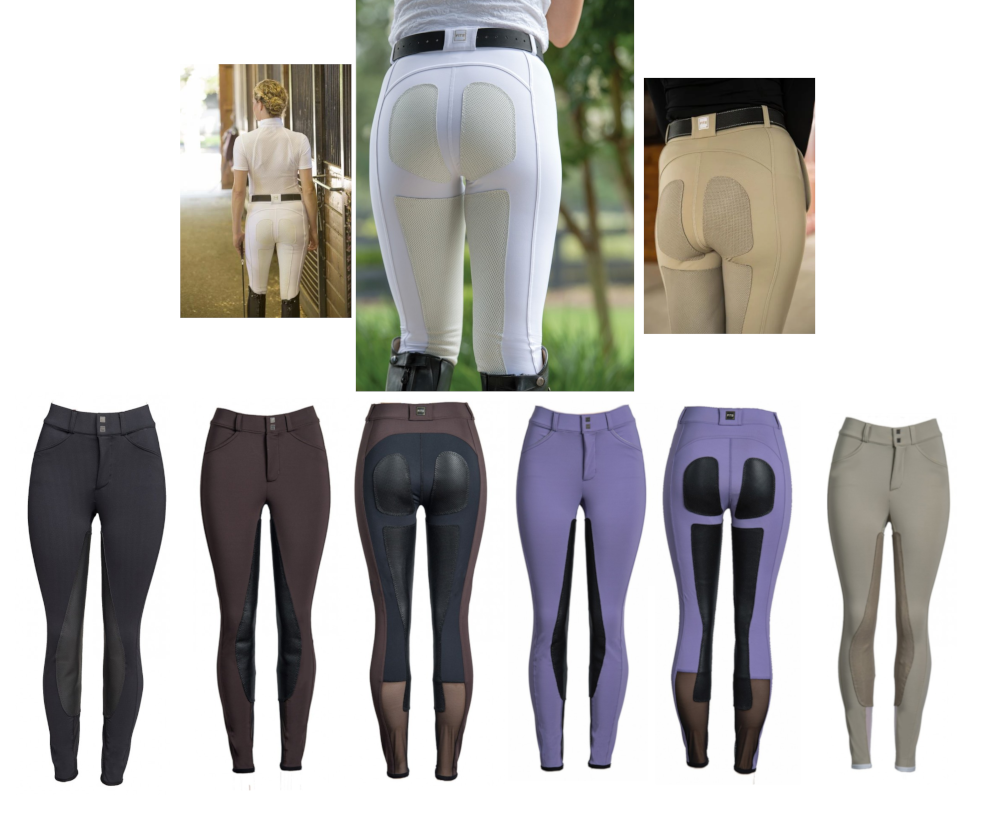 FITS PERFORMAX FRONT ZIP FULL SEAT BREECH