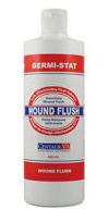 GermStat Wound Flush chlorhexidene