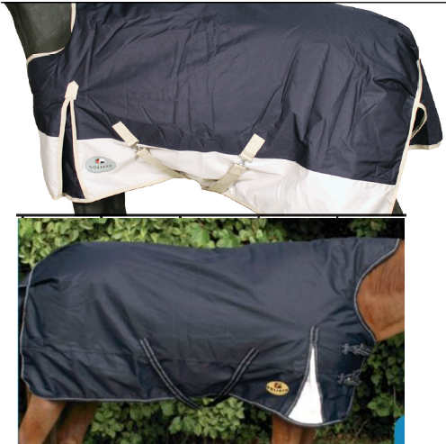 Goliath Regular Neck and High Neck  Turnout Blanket
