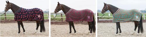 Harrys Horse Equestrian Society Fleece Rug