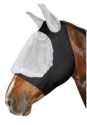 harrys horse Full Mesh Flymask with Lycra