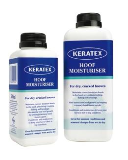 keratex hoof moisturizer