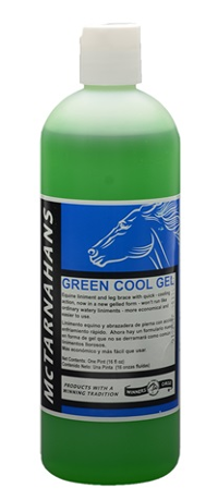 McTarnahans Green Cool Gel