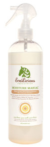 Ecolicious MOISTURE MANIAC Conditioning & Detangling Infusion