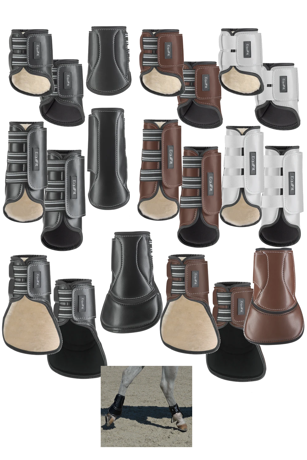 MultiTeq Hind Boots