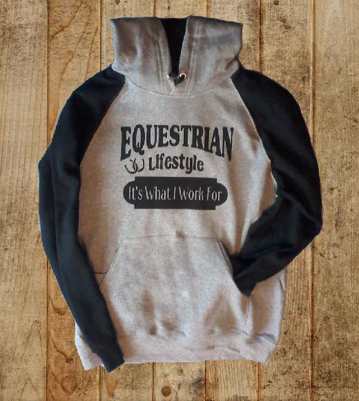 Equestrian Lifestyle Hoodie