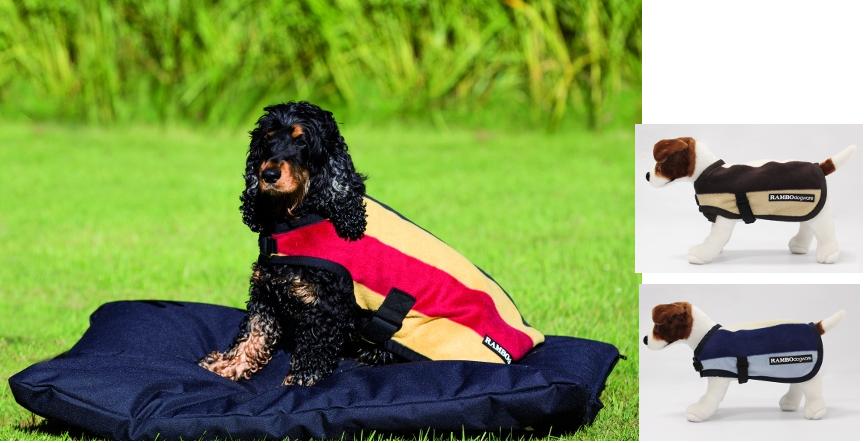 Rambo Delux Dog Blanket