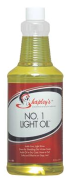 No. 1 Light Oil shapleys