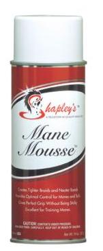 Mane Mousse shapleys
