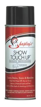 Show Touch Ups Color Enhancer shapleys