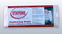 StayOn Poultice Leg Wrap