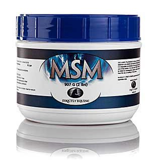 Strictly Equine MSM - 99.9% Pure
