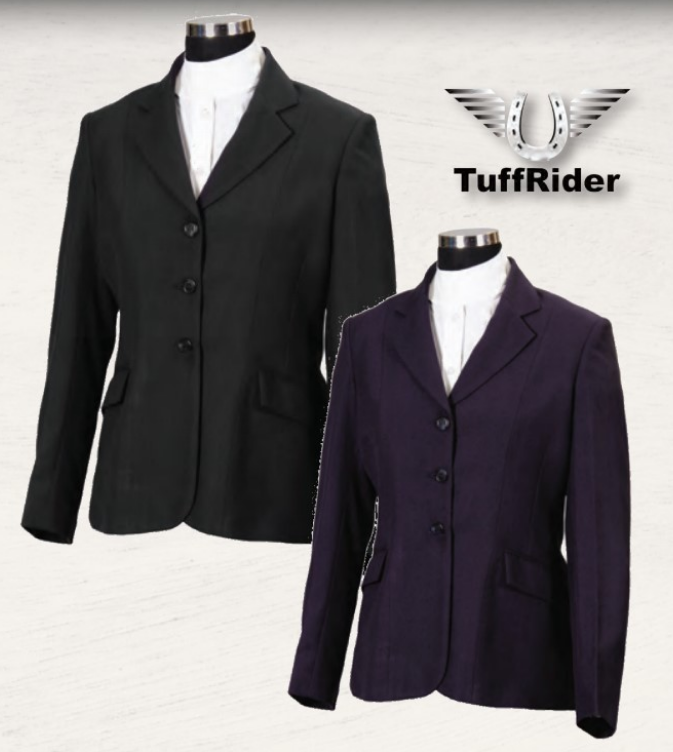 Tuff Rider Starter Show Coat