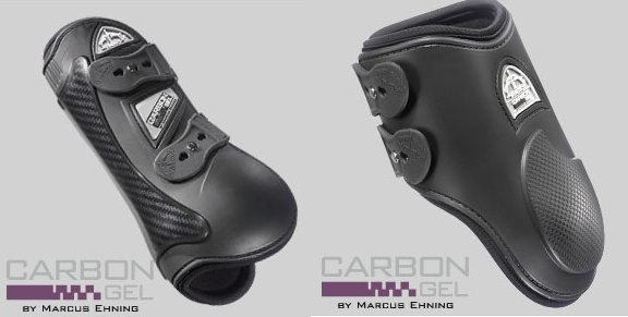Veredus Nero Line Carbon-Gel Tendon/Fetlock Boot