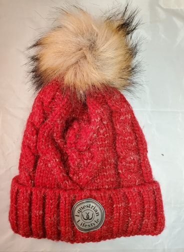 Equestrian Lifestyle Winter Hat