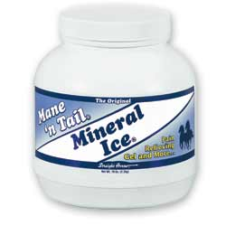 Straight Arrow Mineral Ice