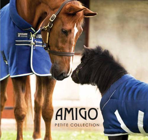 Amigo Petite Collection; blankets for miniature horses