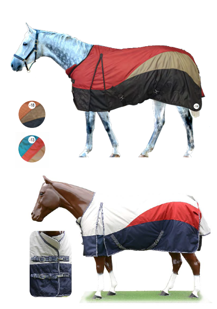 Century Comfort Neck Winter Turnout Blanket
