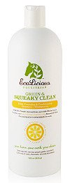 GREEN & SQUEAKY CLEAN SHAMPOO Ecolicious